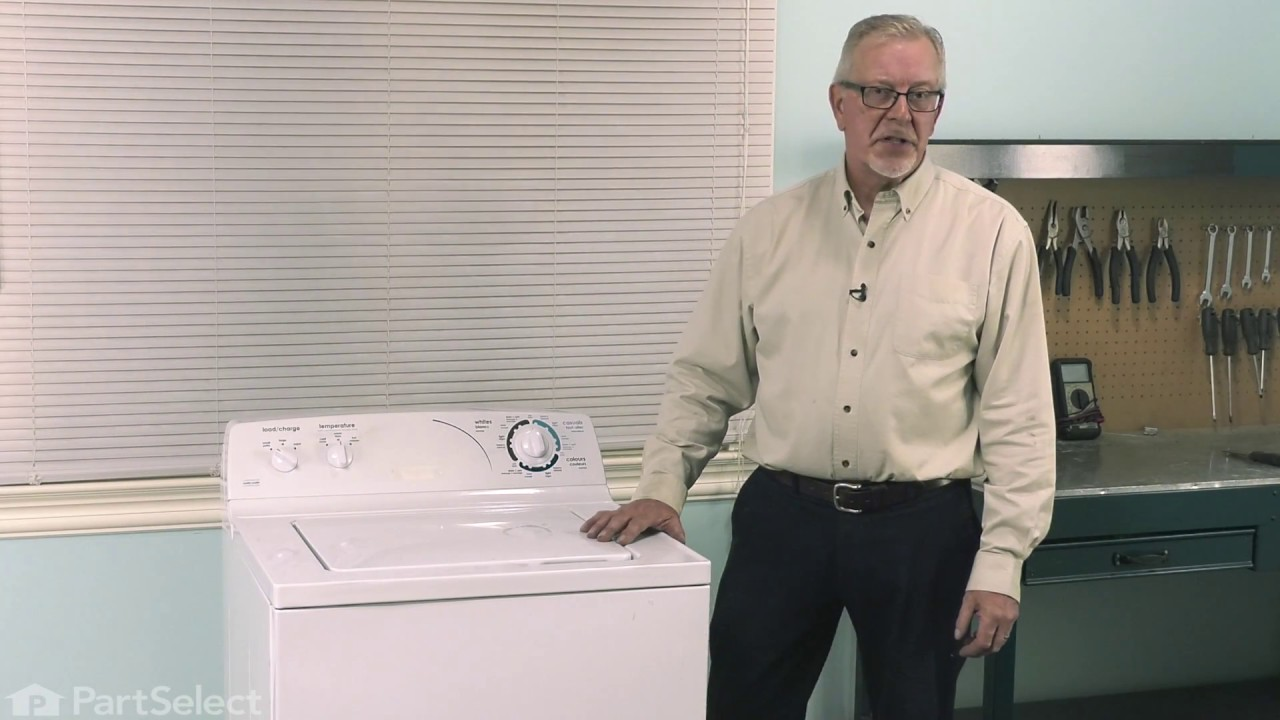 Replacing your General Electric Washer Timer