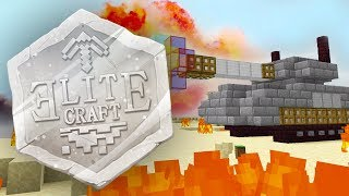 EliteCraft Ep28 💥 Primer ATAQUE táctico WW3