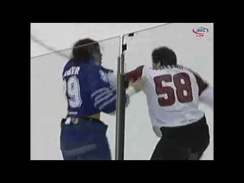 Patrick Bordeleau vs. Kyle Neuber