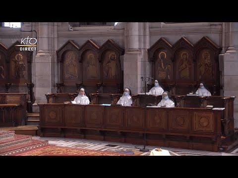 Prière du Milieu du jour du 29 avril 2021 des Bénédictines du Sacré-Coeur de Montmartre
