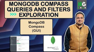 MongoDB Compass Queries and Filters Exploration | MongoDB Graphical User Interface