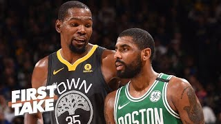 Should the Nets fear signing Kyrie without Kevin Durant? | First Take