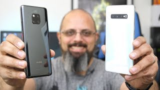 Huawei Mate 20 Pro Vs Samsung Galaxy S10 Plus, Which One Is Better Do You Think? A Comparison Review
