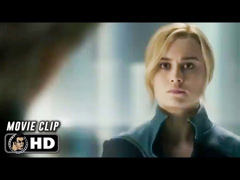 CAPTAIN MARVEL Clip - Supreme Intelligence (2019) Marvel