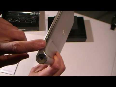 UnBoxing Lenovo Yoga Tablet 10 ( B8000 )