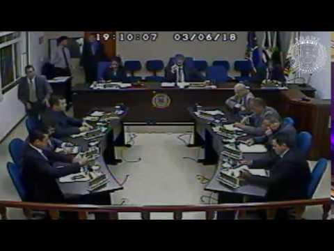 Câmara Municipal de Juquitiba - 4ª Sessão Ordinária 2018