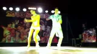 """ELEGANCIA"" MAURO TOMATIS Salseando Beach 2013"
