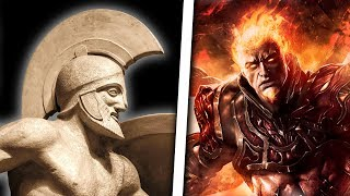 The Messed Up Origins of Ares, the God of War | Mythology Explained - Jon Solo