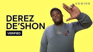 "Derez De'Shon ""Hardaway"" Official Lyrics & Meaning | Verified"