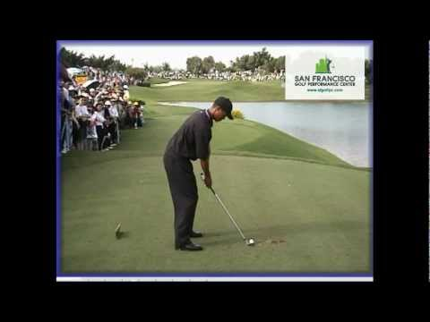 Tiger Woods 2000 Golf Swing Normal Speed & Frame-by-frame