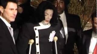 Michael Jackson's Oxford Union speech