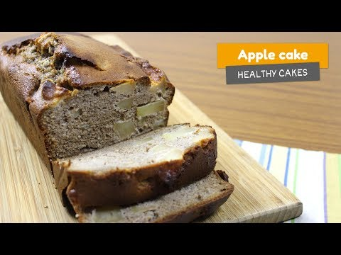 Video recipe: Flourless Chocolate and Banana Bread • Healthy cakes #10