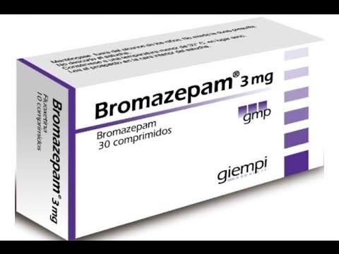 Bromazepam - The Web Video Encyclopedia