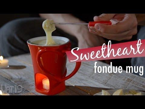 SweetHeart Fondue Mug