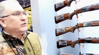 Brownings CX Line Of O/U Shotguns