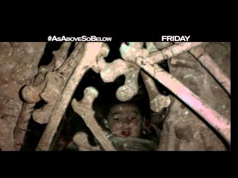 As Above, So Below (TV Spot 'This Friday')