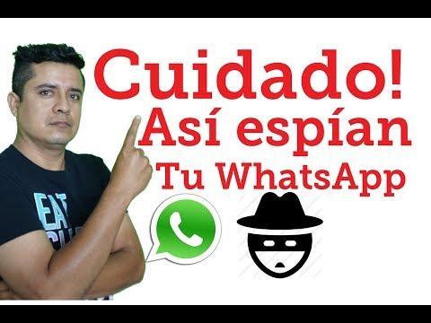 Cómo Saber Si Espian Mi Whatsapp