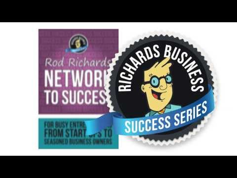 Video for Book Promotion: Network To Success