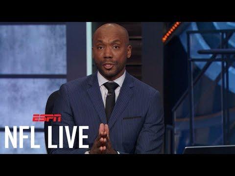 Louis Riddick slams NFL for inconsistent punishments   NFL Live   ESPN