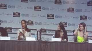 ComicCon Wizard World Philadelphia 2013 - Panel Firefly #3