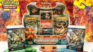 Pyroar  - (Pokémon) - Wacky Wednesday : 2x Pokemon Ultra Prism Prerelease Kits and a Pyroar Box
