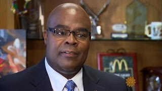McDonald's CEO on the