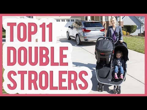 Best Double Stroller 2018 – TOP 11 Double Strollers