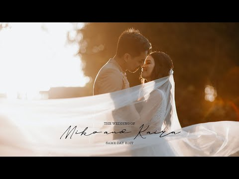 Miko & Kaira's Same Day Edit Video
