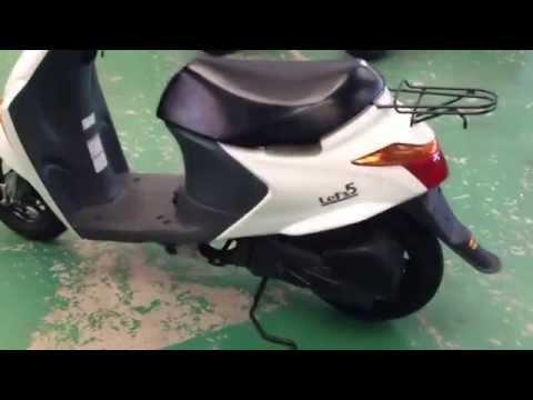 スズキ レッツ5 4サイクルインジェクションスクーター 中央オート 茨城県水戸市