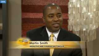 Martin A Smith Shares 5 Tips for Overcoming Your Money Fears, on the News Talk Live