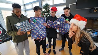 Surprising my Friends with the WORST Gifts!