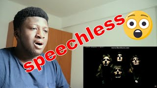 FIRST TIME REACTING TO QUEEN BOHEMIAN RHAPSODY