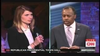 CNN Republican Presidential Town Hall - Carson, Rubio, Cruz - Greenville, SC (February 17, 2016)