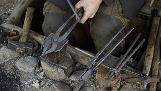 3 ways to make blacksmith tongs