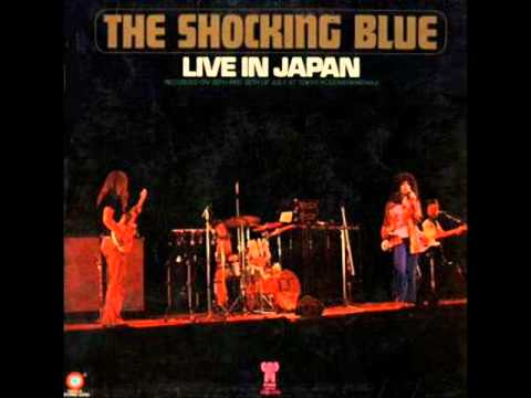shocking blue - sally was a good old girl(live in japan)