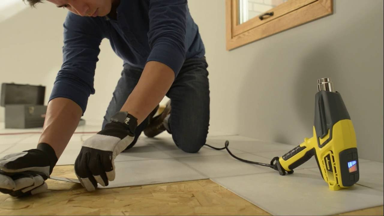 Furno: Removing Floor Tiles Project