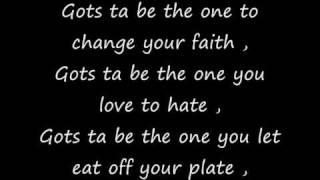 Gots Ta Be   B2K [lyrics]