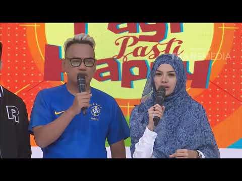 PAGI PAGI PASTI HAPPY - Zohri, Pelari Asal Indonesia Meraih Emas Di Kejuaraan Dunia (13/7/18) Part1