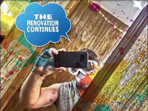 THE $5,000 MOBILE HOME RENOVATION CONTINUES 2019 BATHROOM