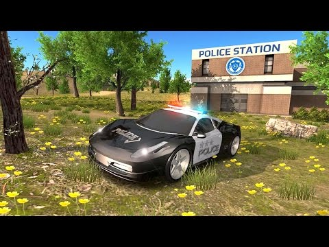 Police Car Driving Offroad (by Game Pickle) Android Gameplay [HD]