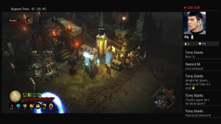 Sunwuko's Wave of Light + Traveler's Pledge/Compass Rose Combo = ??? Diablo 3 Reaper of Souls PS4
