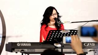 Angela Aki - Kiss Me Goodbye (LIVE) @ PopCorn