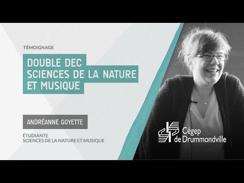 Double DEC   Sciences de la nature et musique