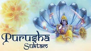 Purusha Suktam  Lord Narayana  Purusha Sukta by Uma Mohan