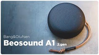 Bester kompakter Lautsprecher | B&O Beosound A1 2gen 2020 | Klangcheck | deutsch