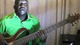 Benjamin Dube - Ngiyakuthanda Bass Cover
