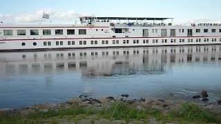 preview picture of video 'Clara Schumann auf der Elbe - Viking River Cruises'