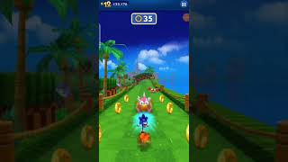 Sonic Dash Android HD - SONIC VS SHADOW VS SILVER which is your favorite?