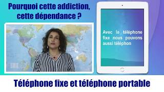 La téléphonie fixe et mobile