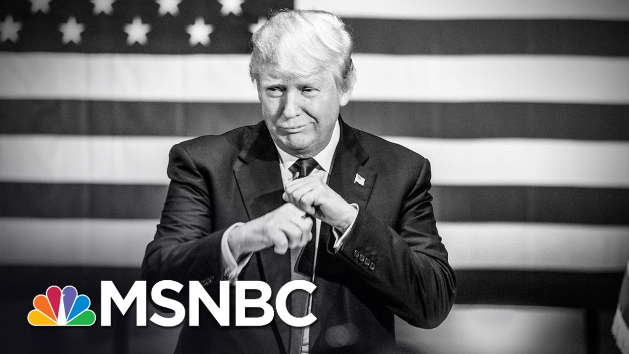 Ironic That Donald Trump Will End Up Richer Than Ever After Election | Morning Joe | MSNBC thumbnail